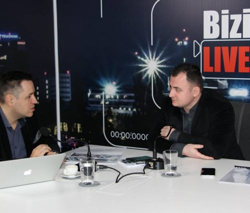 BiziLiveTV: Antreprenoriat si StartUp cu Iulian Dinu – C.E.O Business Education School